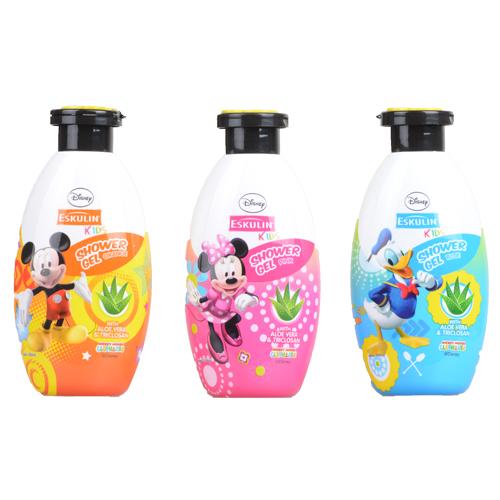Eskulin Kids Shower Gel Disney Citra Sukses International