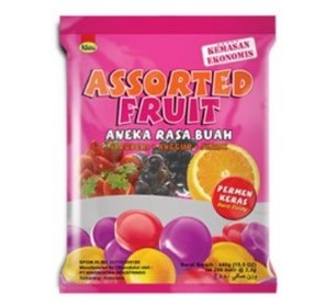 kino assorted fruit candy