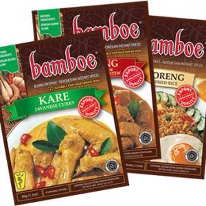 bamboe bumbu komplit