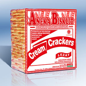 cream crackers
