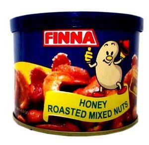finna honey roasted nuts