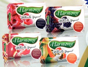 harmony yogurt soap