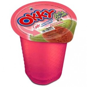 okky jelly drink