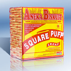 square puff