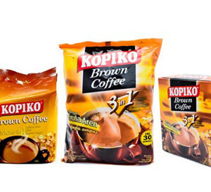 kopiko brown coffee display