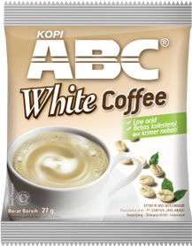 ABC WHITE COFFEE
