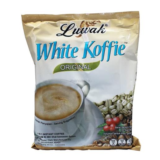 Luwak White Coffee | Citra Sukses International