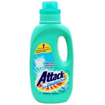 attack auto double clean