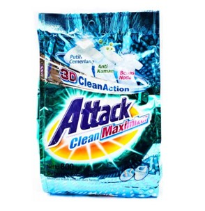 attack clean maximizer