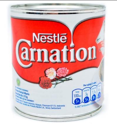 carnation susu kental manis