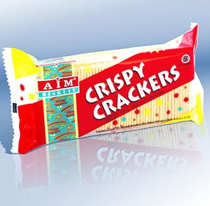crispy crackers