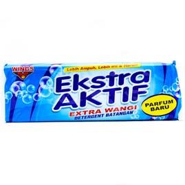 extraaktif bar detergent