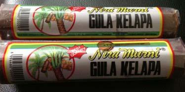 gula kelapa cap nira murni