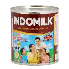 indomilk susu coklat