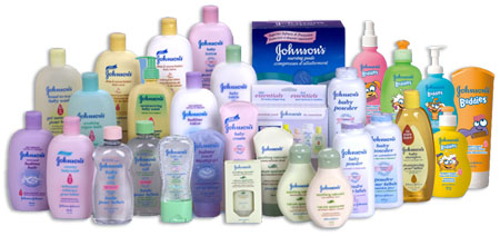 Johnson Amp Johnson Baby Products Citra Sukses International