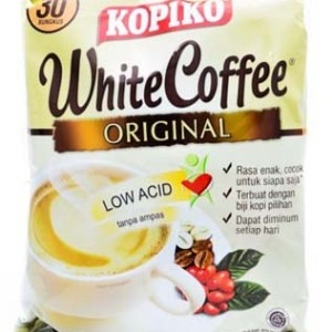 kopiko white coffee