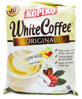 kopiko white coffee