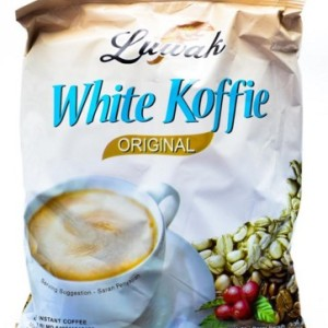 luwak white koffie bag