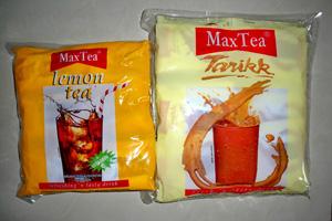 max tea teh tarik