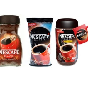 nescafe classic display