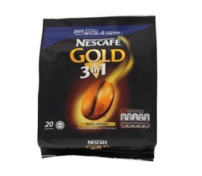 nescafe gold 3 in 1 display