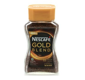 nescafe gold eden display