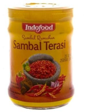 sambal terasi indofood