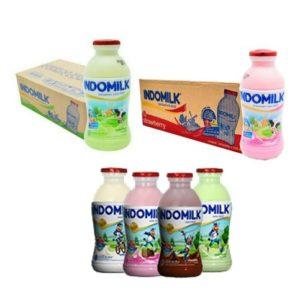 Indomilk Milk Bottle Liquid
